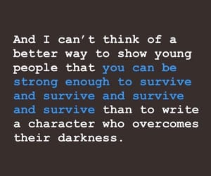 quotes, strength, and twloha image