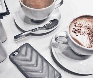 coffee, hot drinks, and yumm image
