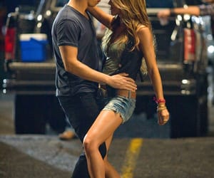 footloose, julianne hough, and kenny wormald image