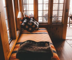autumn, cozy, and home image