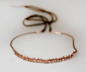 beautiful, bronze, and jewelry image
