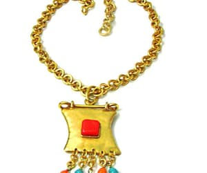 Christian Lacroix, high fashion, and fashion necklace image