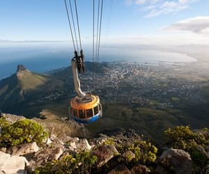 south africa and cape town image