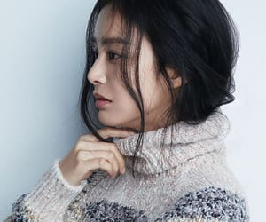editorial, korean fashion, and elle korea image