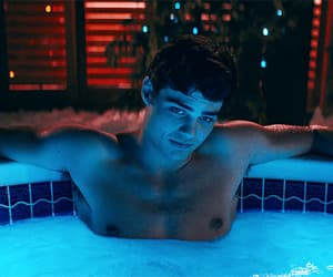 boys, gif, and peter kavinsky image