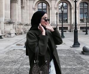beauty, fall, and fashion image