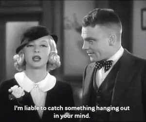 Bette Davis, gif, and james cagney image