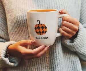 autumn, Halloween, and cozy image