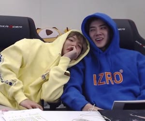 Chen, lay, and kai image