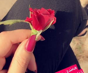 flowers, red, and kurd image