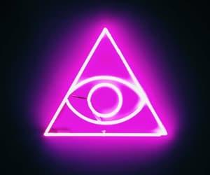 all, eye, and lights image