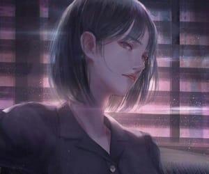 anime, anime girl, and beauty image