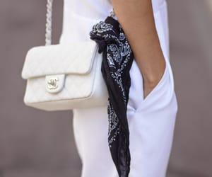 chanel bag, fashion, and style image