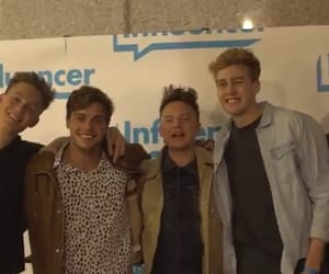 conor maynard, caspar lee, and buttercream squad image