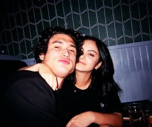 riverdale, camila mendes, and couple image