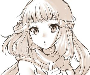 dawn, girl, and pokemon image