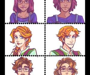 game, genderbend, and stardew valley image