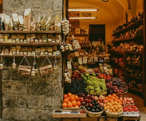 fruit, food, and travel image