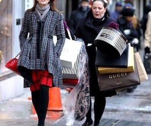 shopping, dorota, and blair waldorf image