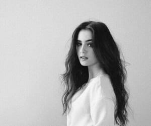girl, beauty, and lily collins image