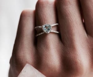 ring, fashion, and jewelry image