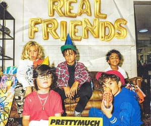 Nick Mara, beanz, and real friends image