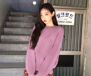 aesthetic, asian, and makeup image