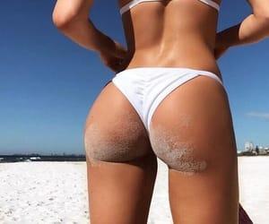 ass, bikini, and booty image
