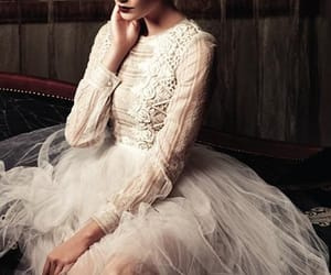 ballet, ballerina, and dress image