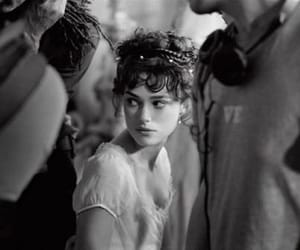 keira knightley, pride and prejudice, and jane austen image