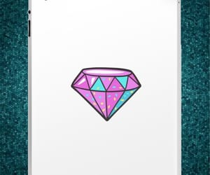 diamond, lovely, and follow me image