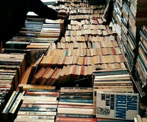 book shop, phrases, and books image