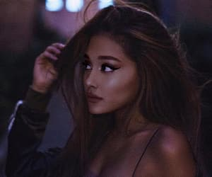 aesthetic, grunge, and ariana image
