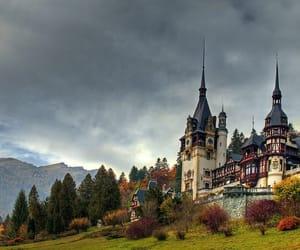 castle, romania, and travel image
