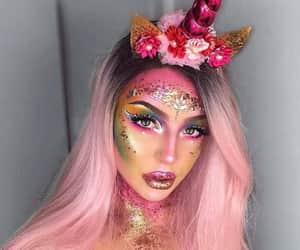 Halloween, ideas, and unicorns image