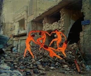 tammam azzam, mattise, and syrian museum image