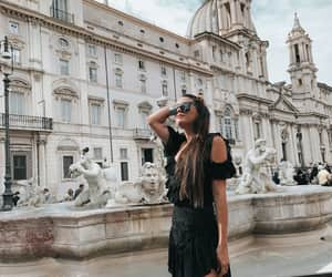 italy, rome, and vacation image
