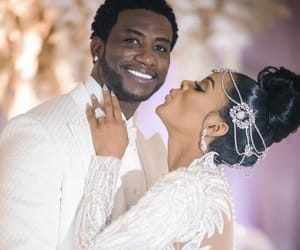 ka'oir, couple, and gucci mane image