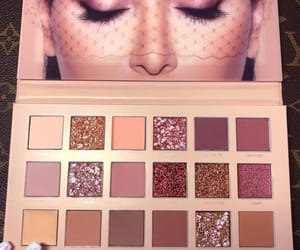 makeup and huda beauty image