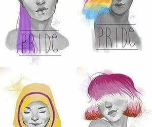 pride, sexuality, and lgbt image