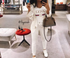 fashion style, louis vuitton lv, and goal goals life image
