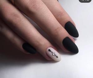 black, simple, and elegante image