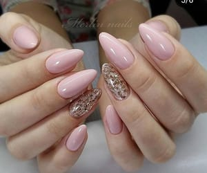 baby, nails, and shine image