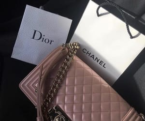 chanel, bag, and dior image