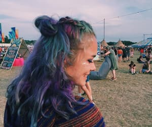 aesthetic, beauty, and festival image