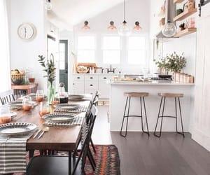 interior, cocina, and decoracion image