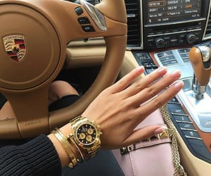 luxury lifestyle, money, and dream life image