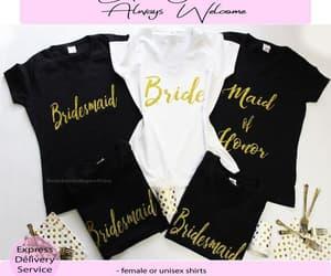 bride, etsy, and bridesmaid image