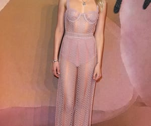 Lily Donaldson, red carpet, and fashion awards image