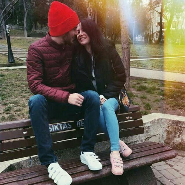 couple, hug, and cute image
